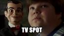 «Ужастики 2 Беспокойный Хеллоуин» Расширенный ТВ-спот