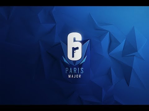 Rainbow Six| Six Major Paris| Плей офф 17 Августа