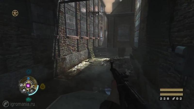 Биография УИЛЬЯМА БЛАСКОВИЦА I Серия Wolfenstein ( 720 X 1280 ).mp4