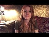 Shadowhunters - Chat live with the Kat McNamara...