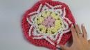 Crochetando com EuroRoma e Sandra Brum - Motivos de Crochê com EuroRoma Spesso e Fio de Malha