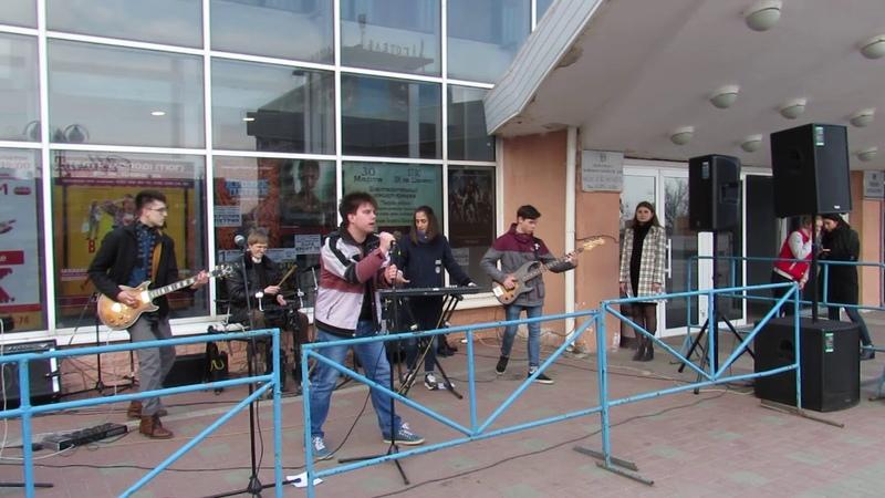 Концерт в поддержку Туменко (Мелитополь) поддержал информационно. Максим Стоялов