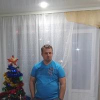 Анкета Сергей Афонин
