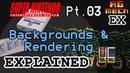 Backgrounds Rendering - Super Nintendo Entertainment System Features Pt. 03