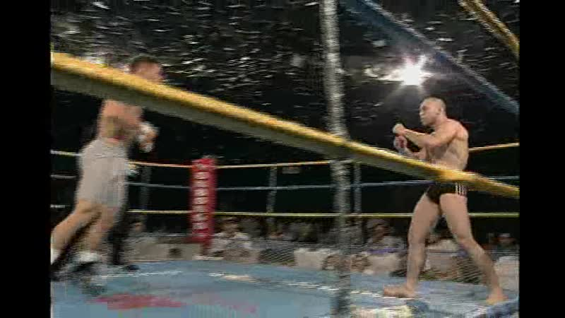 03 - Wanderlei Silva vs. Sean Bormet [IVC 2 A Question of Pride]