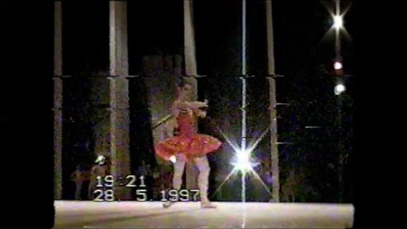 Балет Пахита