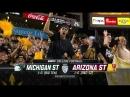 NCAAF 2018 Week 02 15 Michigan State Spartans Arizona State Sun Devils 2H EN
