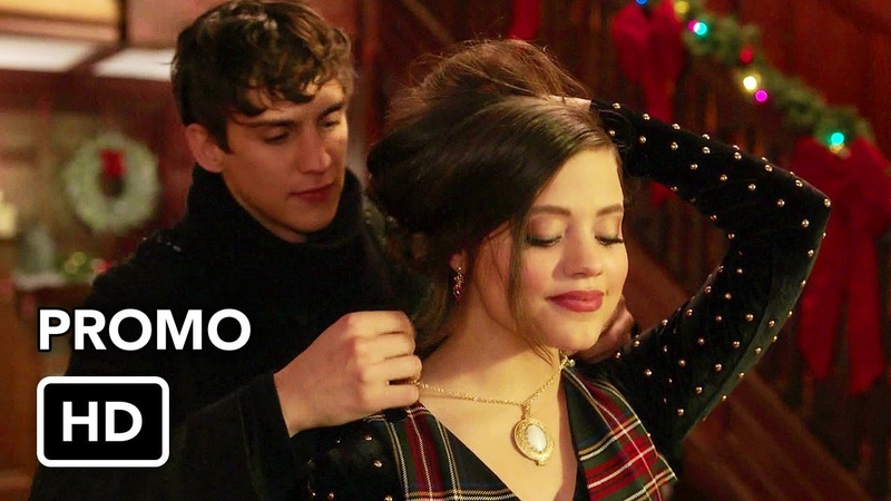 Charmed 1x10 Promo Keep Calm And Harry On (HD)
