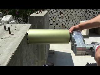Бурение отверстий в бетоне (НОВЫЙ ПОДХОД)