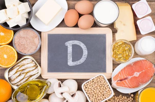ТОП-5 продуктов для детей с витамином Д