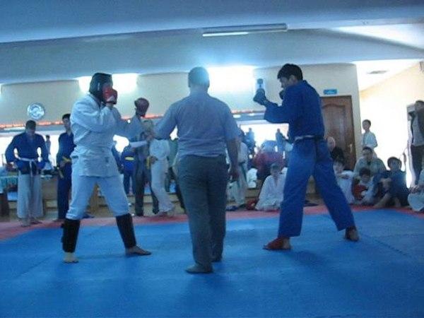Городской чемпионат по Джиу джитсу 12 02 2012 года 3
