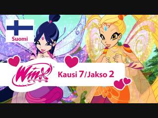 Winx-klubi: Kausi 7, Jakso 2 - «Menneisyyden keijut» (Suomi)