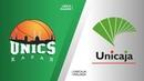 UNICS Kazan Unicaja Malaga Highlights 7DAYS EuroCup RS Round 9
