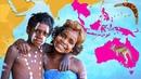 Путешествие человека разумного из Азии в Австралию, критика и сложная история заселения Океании