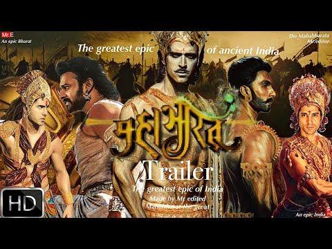 Mahabharat movie trailer | Amitabh Bachchan | Hrithik Roshan | Ranveer Singh | Akshay Kumar |