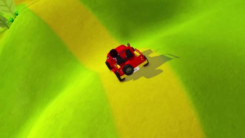 Driving In My Car Song Nursery Rhymes Original Song by LittleBabyBum!