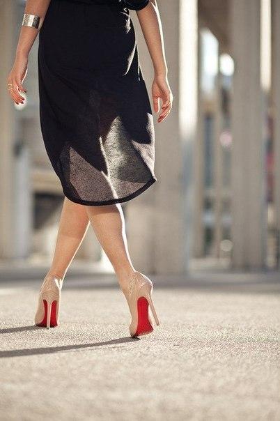Обувь для пышных форм.