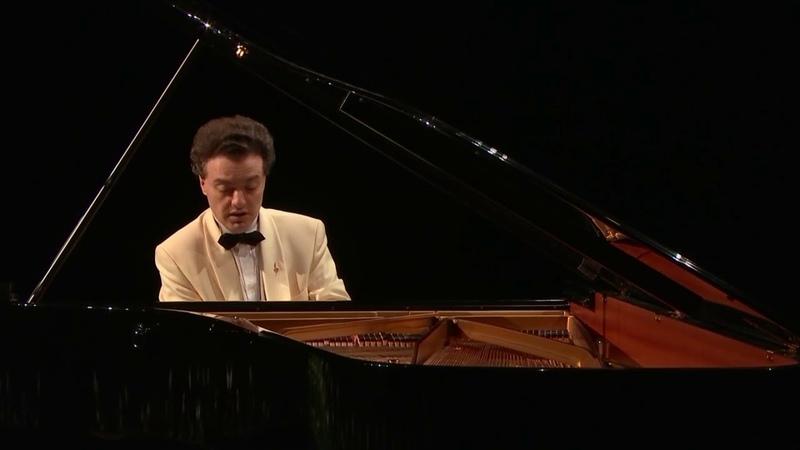 Evgeny Kissin plays Scriabin - Etude in C Sharp Minor op. 2 no. 1