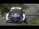 WRC 2018. Этап 4 - Франция. Третий день (SS12)