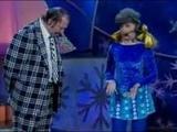 Юрий Гальцев и Елена Воробей. Юмористический концерт. Приколы