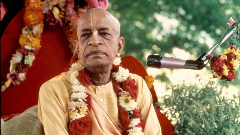 What To Ask From God by Srila Prabhupada SB 01 02 09 on September 7 1972 New Vrndavana