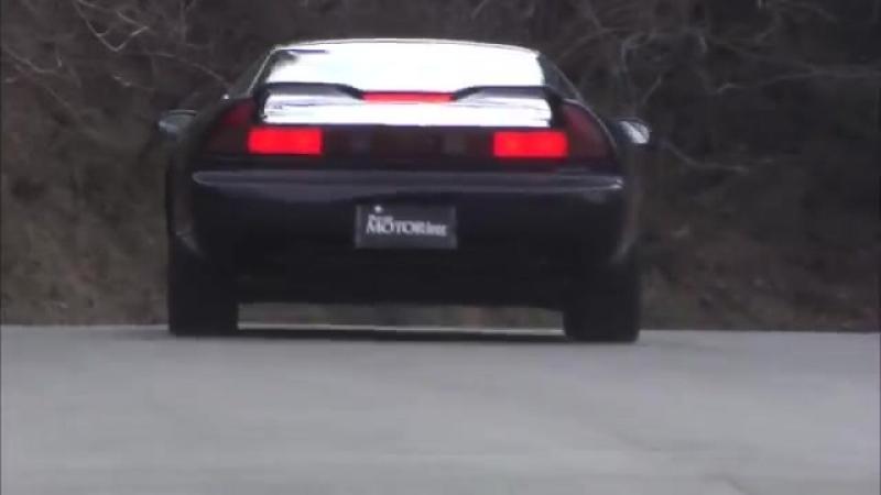 "NSX TYPE S Modulo KUROSAWA ""NSX vs. SUPER SPORTS CAR "" 黒澤元治【Best MOTORing】2011"