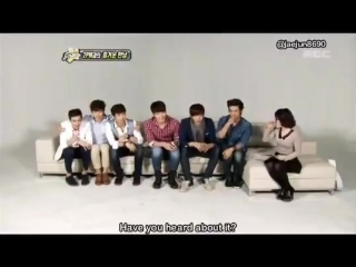[Eng Sub] 20120422 2PM at Section TV - Part.1 - - An old but cute Interview!!