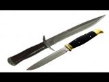 Нож Защитник и Финка №1