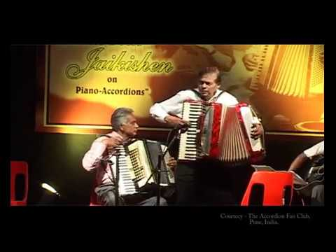 Dil Tera Diwana - Piano Accordion - Live - Performance - Suhaaschandra Kulkarni