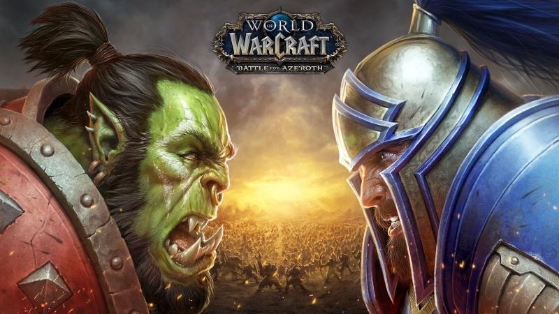 World of Warcraft Battle For HORDE
