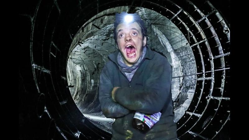 VLOG ● Секретный бункер метро (без цензуры)