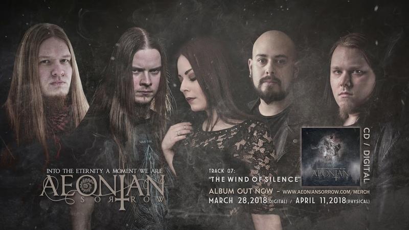 Aeonian Sorrow - The Wind of Silence