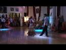Джонатан Баез и Юлия Горин 4, Танго-Территория 15.09.18