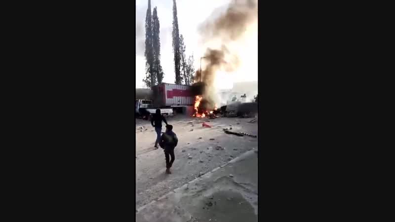 В н п Аль Мансура провинция Ракка вспыхнул протест одного из местных арабских племён