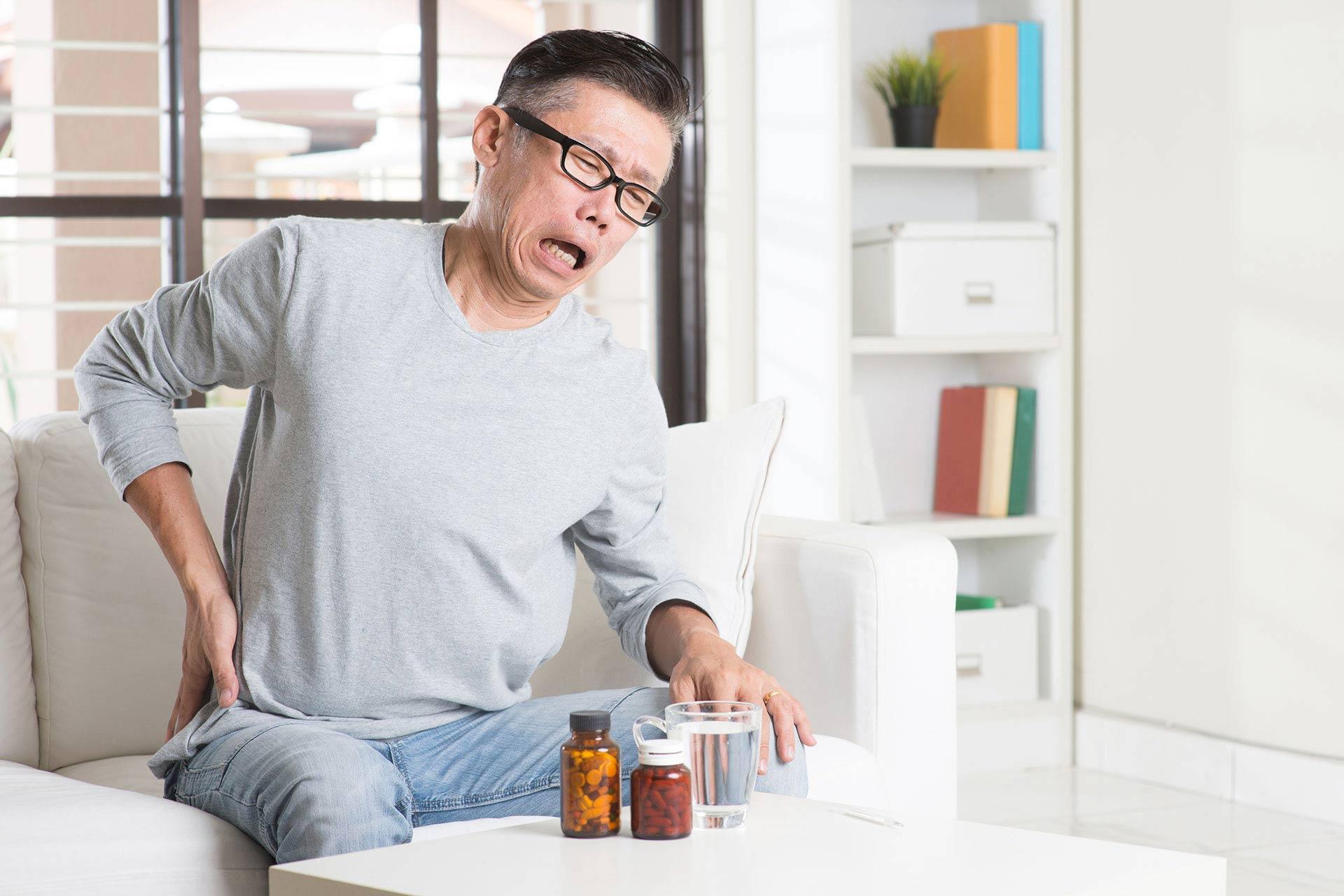 Что такое пластырь от боли в спине?