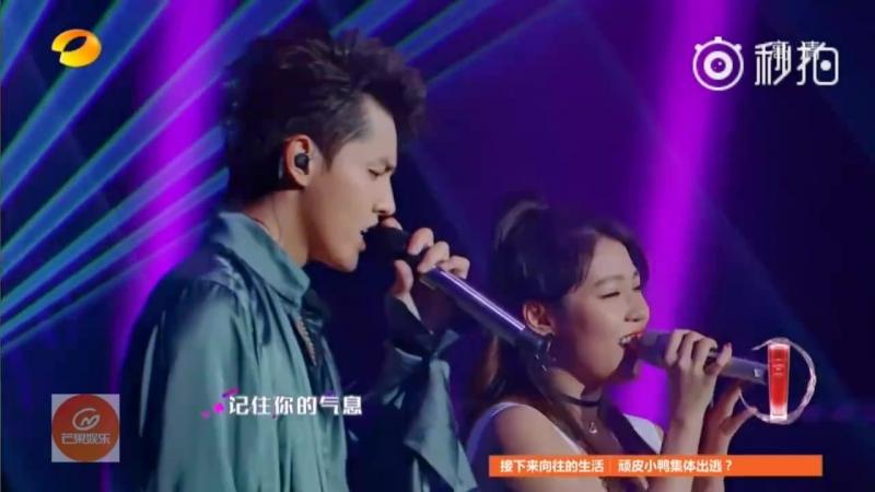 [CUT] 180622 'Come Sing With Me' @ Wu Yi Fan - Miss You