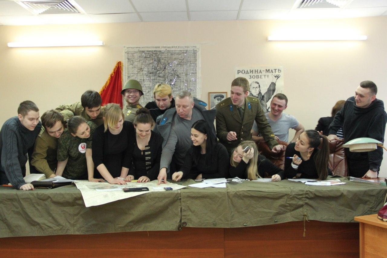 23 февраля в Курске пройдёт III военно-исторический форум «Роспатриот-2019»