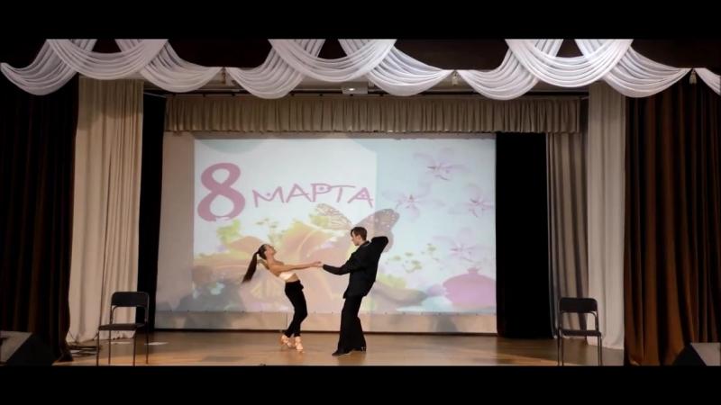 Bogutskiy Matvey, Mashintsova Daria- Jive ( Portugal. The Man - Feel it still)