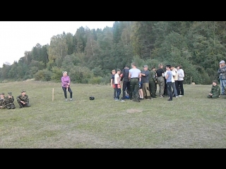 Спаринг на Оливковый берет (1)