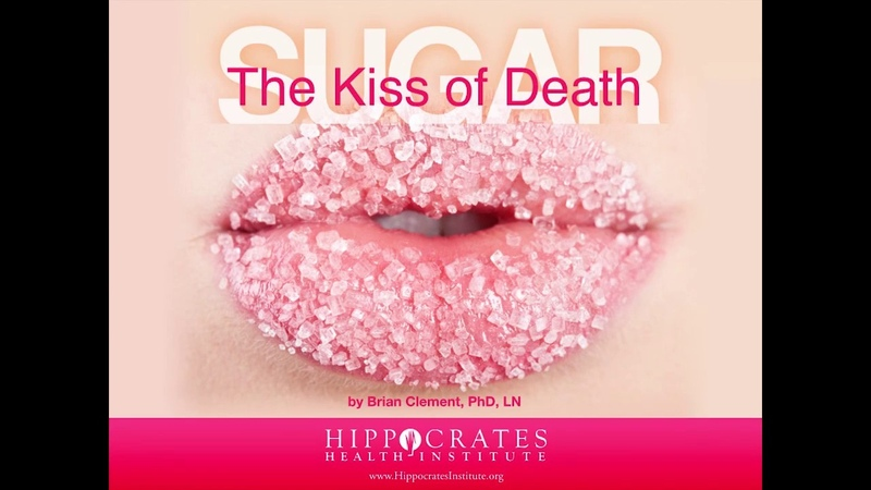 Sugar, The Kiss Of Death - What Science Really Says About Sugars Effect On Dementia and Diabetes