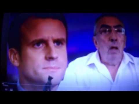 Une terrible menace pèse sur le Président Macron et certains de ses collaborateurs