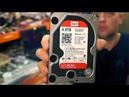 Формат 4ТБ диска под GPT. Format 4TB HDD GPT (Rus)