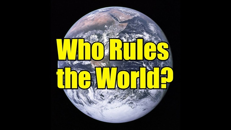 Part 1: Who Rules the World Including the U.S.? w/Prime Minister David Williams