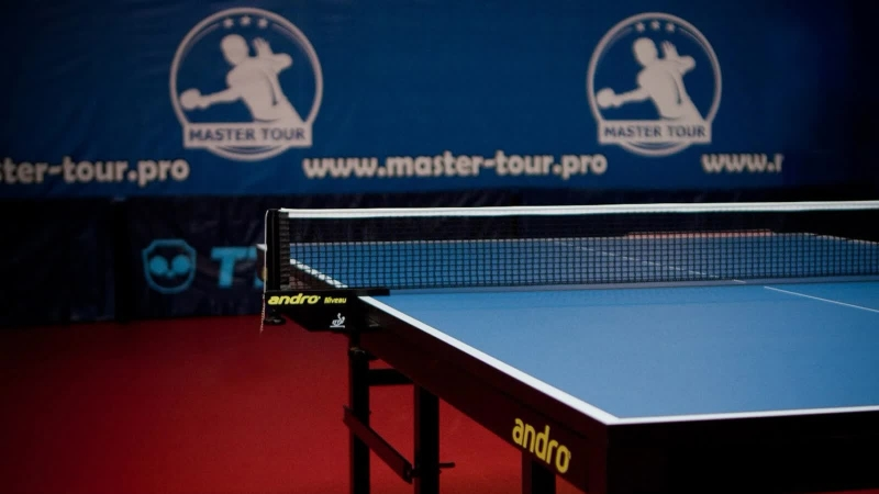 Live: Master Tour TT Настольный теннис