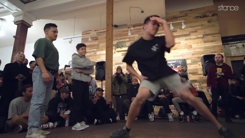 Nico Lancer (Killafornia) vs. Too Short Conrad [FINAL] BREAK LA: San Diego Edition