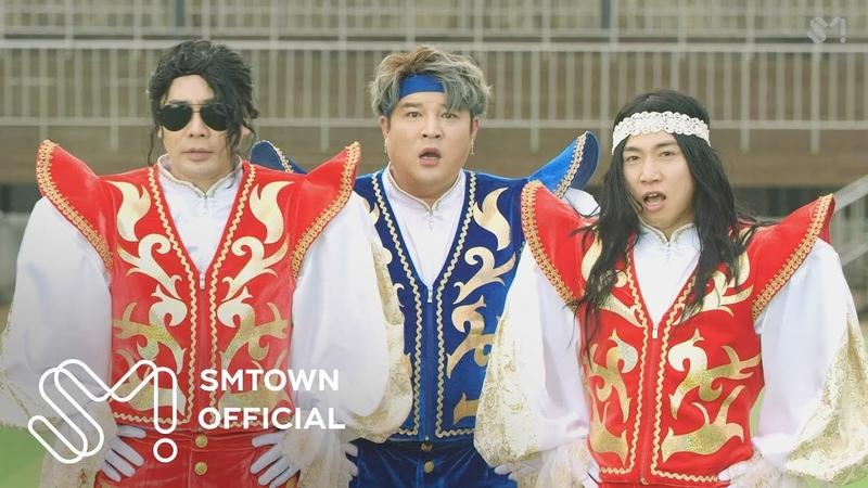 [STATION 3] SUV (신동UV) '치어맨 (Cheer Man)' MV