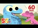 10 Little Dinosaurs Part 2 More Kids Songs Super Simple Songs