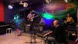 Новогодний концерт в студии Мелодия пьеса Кан-Кан играет Ломова Милана и Лиза Шершнева