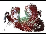 Metal Gear Solid V Father and Son Tribute
