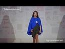 Морозова Алина 9 лет визитная карточка финалистка чемпионата моды и таланта Fashion Talent